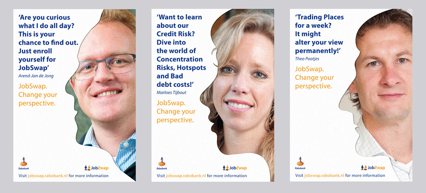 Posters - Rabobank